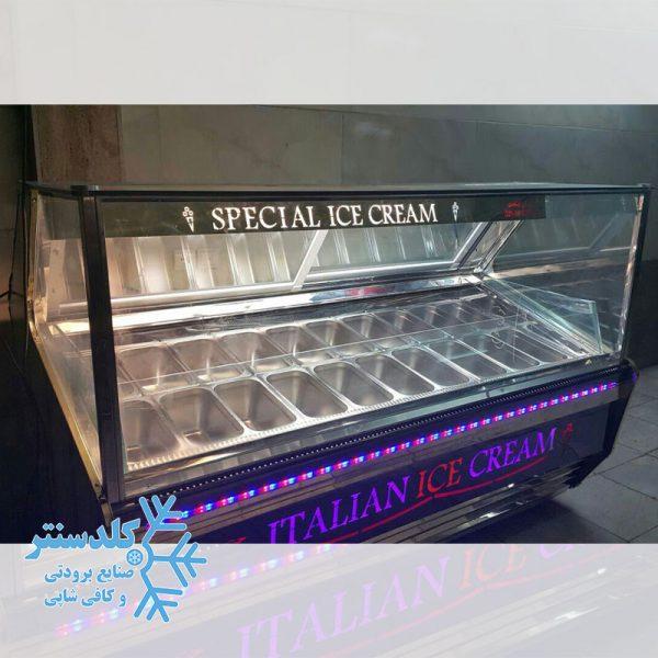 تاپینگ بستنی 20 لگن