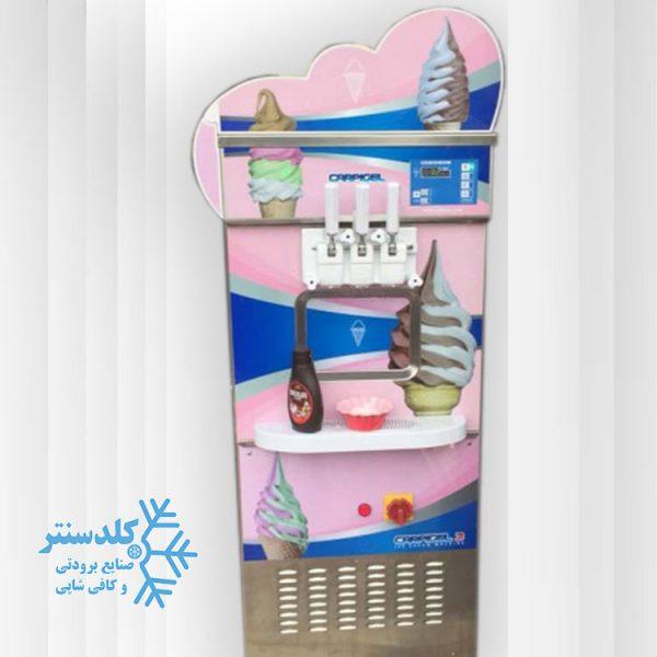 بستنی ساز کارپیژل